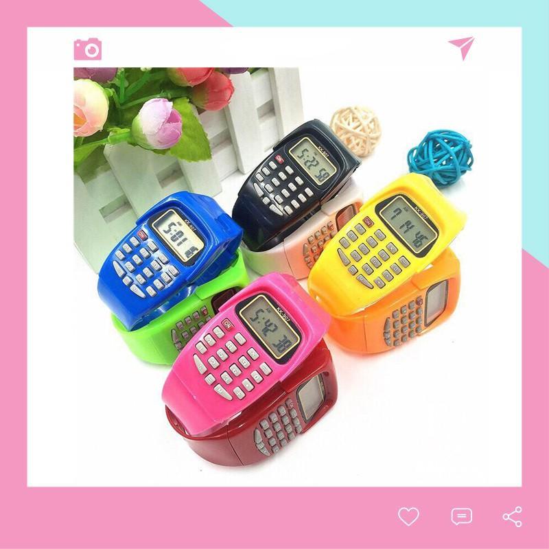 Đồng hồ trẻ em điện tử thông minh máy tính Sports DH76