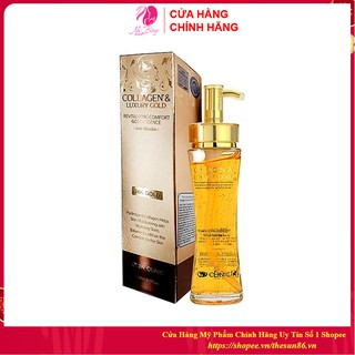 [Nhập Khẩu Hàn Quốc] Serum trắng da - Serum vàng 24k Luxury Gold chống lão hóa 3W Clinic Hàn Quốc 150ml