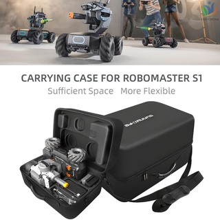 F&D Carrying Case Hard Shell Storage Case for DJI RoboMaster S1 Travel Transport Protection Carrying Bag