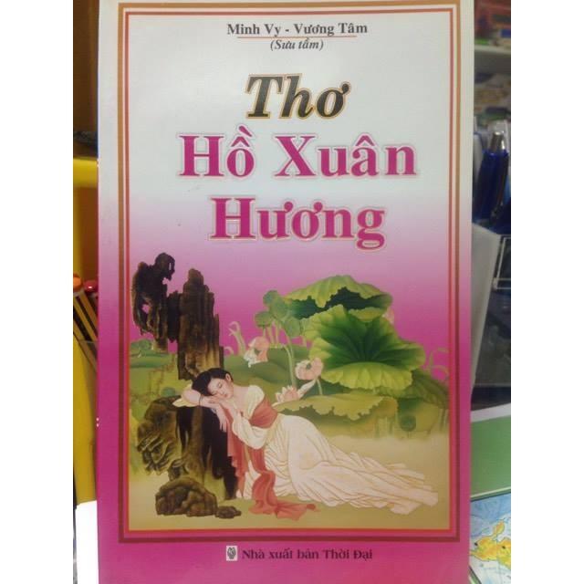 Sách Thơ Hồ Xuân Hương