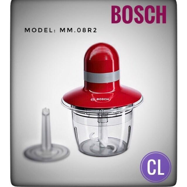 Hàng chính hãng - Máy xay thịt Bosch MMR08R2