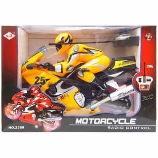 Xe môtô điều khiển