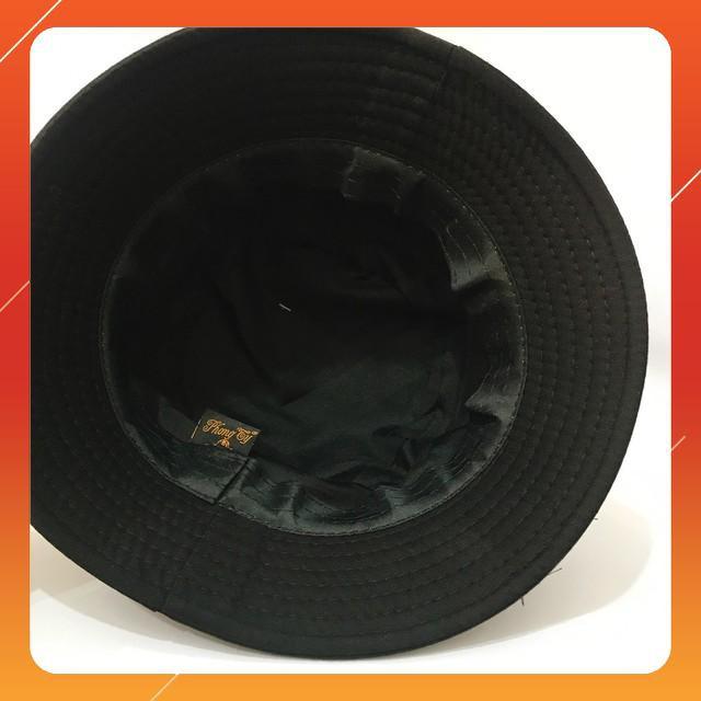 Mũ đẹp – Nón Bucket Let's Go, mũ tai bèo thêu Let's Go