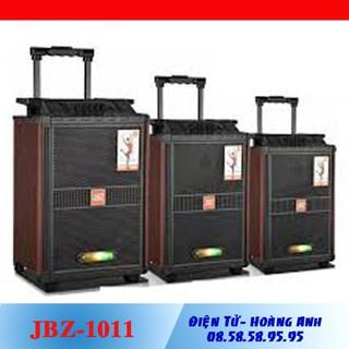 #LOA KÉO JBZ 1011 (bass 2.5 tấc, công suất max 600W)