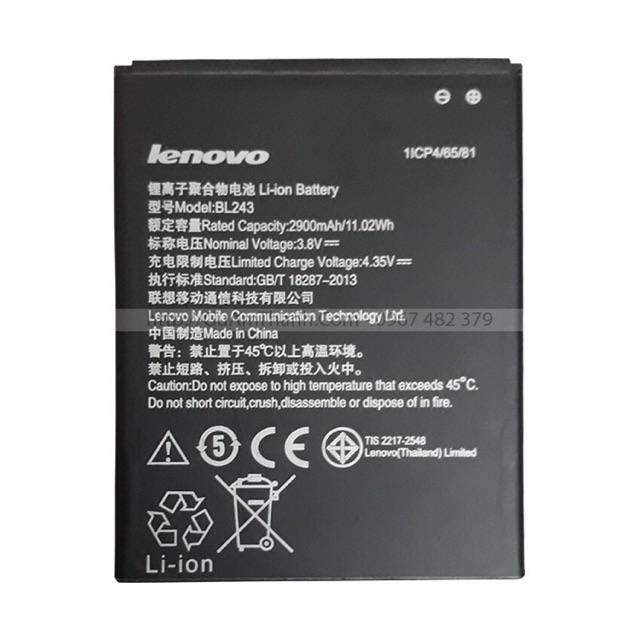 Pin Lenovo A7000 A7000 Plus BL243