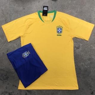 Bộ áo bóng đá Brazil