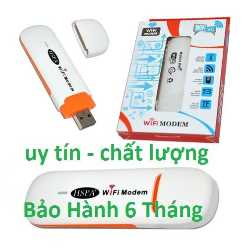 USB Phát Wifi Từ Sim 3G Tốc Độ Cao - Có Hàng