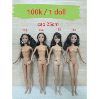 Búp bê Barbie hight school