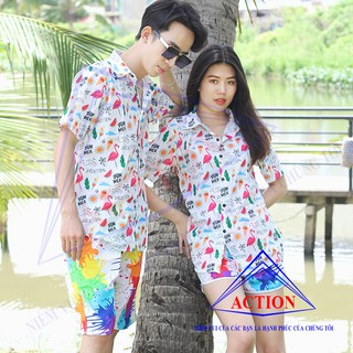 Đồ Đi Biển ( Cam kết vải đẹp ) Sale Kịch Sàn 🔥 Mã SP : ĐB01 HT05