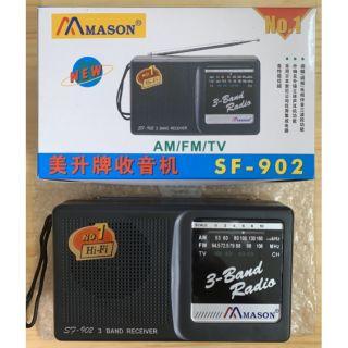 Radio Mason SF - 902 thumbnail