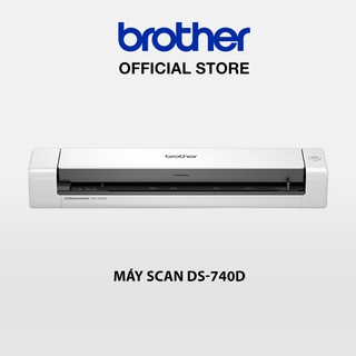 Máy scan Brother DS-740D thumbnail