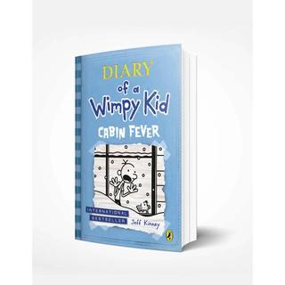 Nhật Ký Chú Bé Nhút Nhát - Tập 6 Mắc Kẹt Diary Of A Wimpy Kid Cabin Fever (Book 6) thumbnail