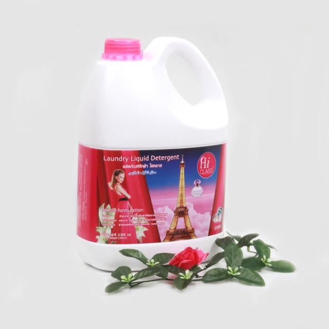 Nước giặt hiclass can 3600ml