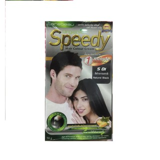 Kem nhuộm tóc bạc Speedy Thái Lan thumbnail