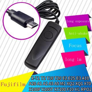 Thiết Bị Điều Khiển Từ Xa As Rr-90 Rr90 Cho Fuji Fujifilm X-Pro2 X-T2 X-T1 X-T20 X-T10 X-H1 X-A1 X-A2 X100F Gfx50S