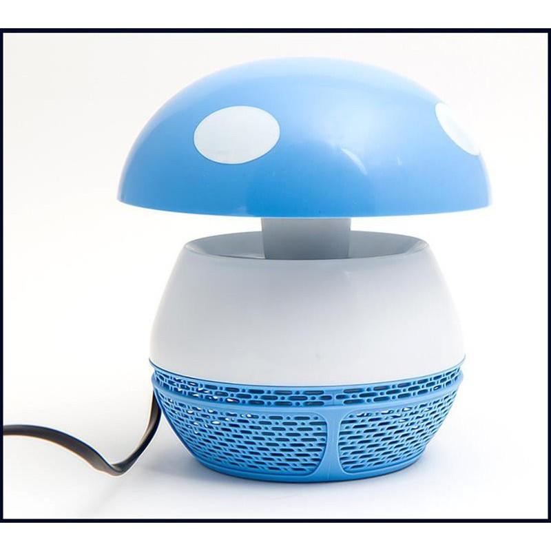 Đèn bắt muỗi cắm nguồn USB (Xanh) -DC1313