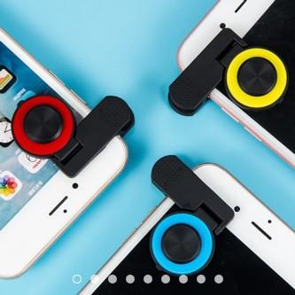 Nút Bấm Chơi Game Pubg Mobile Joystick A12 Kẹp Dọc Chơi Liên Quân Mobile