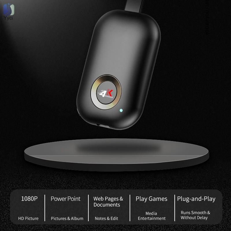 VN Thiết Bị Nhận Tín Hiệu Màn Hình Không Dây Hdmi 1080p 4k Wifi Dongle 2.4 / 5ghz
