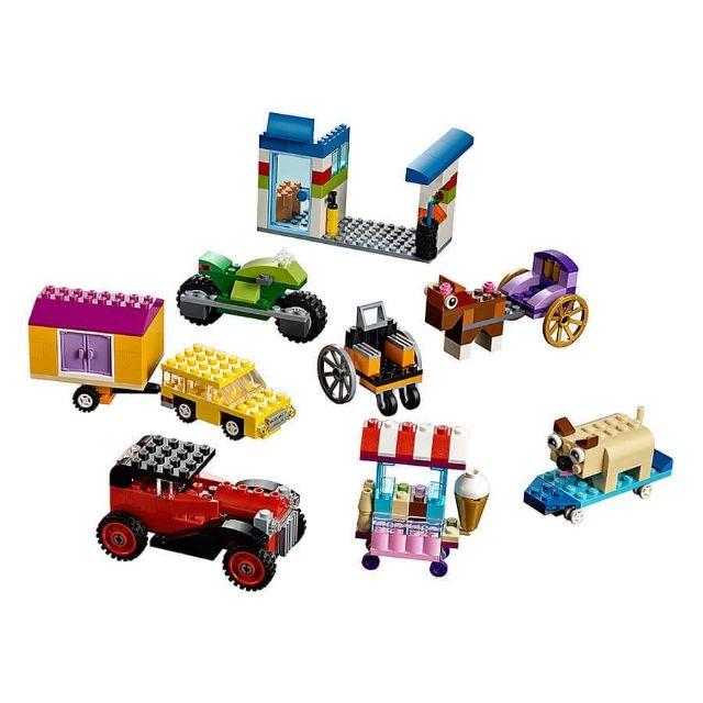 Bộ Lắp Ghép Sáng Tạo LEGO Classic 460 Chi Tiết