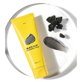 Sữa Rửa Mặt Bùn Khoáng Tro Núi Lửa BARULAB Black Clay Cleansing Foam thumbnail