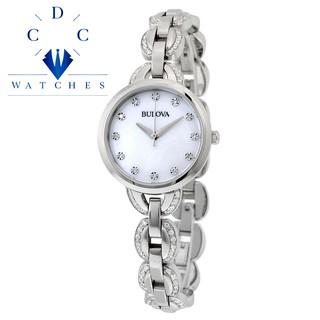 Đồng hồ Nữ Bulova Dây kim loại 96L203 thumbnail