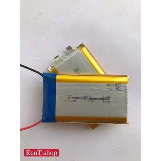 Pin Lipo (Lithium Polymer) 5000mah 37Wh model 10x43x72mm