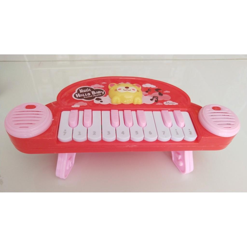 [HÀNG ĐẸP GIÁ TỐT]đồ chơi cho bé – [ PIN NHẠC] ĐỒ CHƠI ĐÀN PIANO MINI CÓ CHÂN CHO BÉ