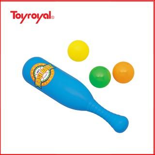 [SALE _SOCK]Bộ đồ chơi bóng chày nhí Toyroyal dành cho bé