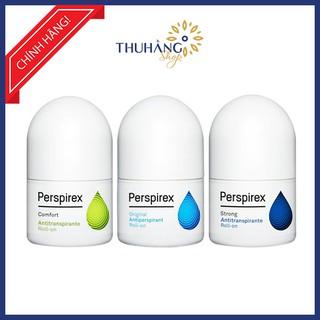 Lăn Khử Mùi Perspirex Cao Cấp giảm tiết mồ hôi cho mọi loại da 20ml thumbnail