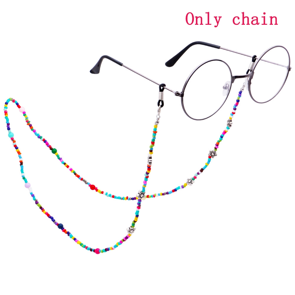 NEEDWAY Eyewear Women Glasses Hold Spectacle Cord Reading Glasses Chain