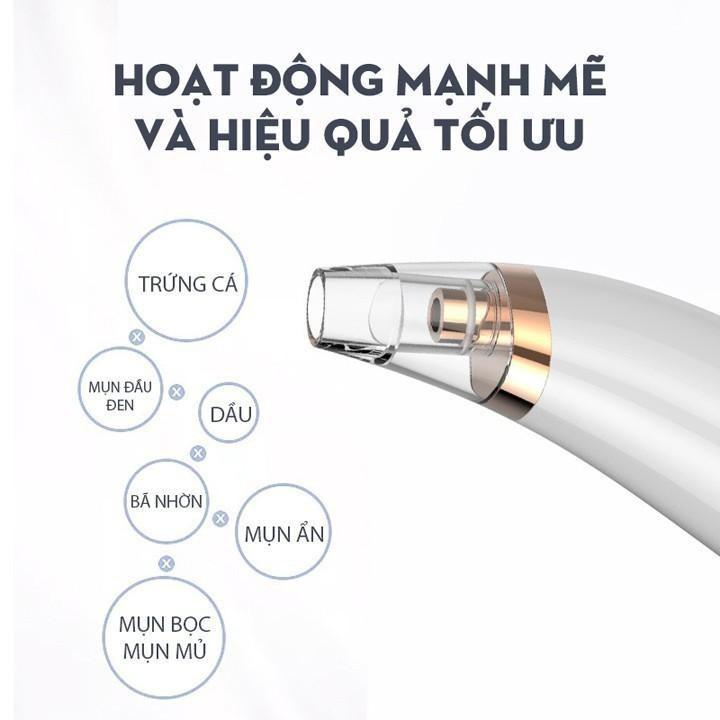 Máy hút mụn đầu đen, mụn cám Full Box loại tốt | Shopee Việt Nam