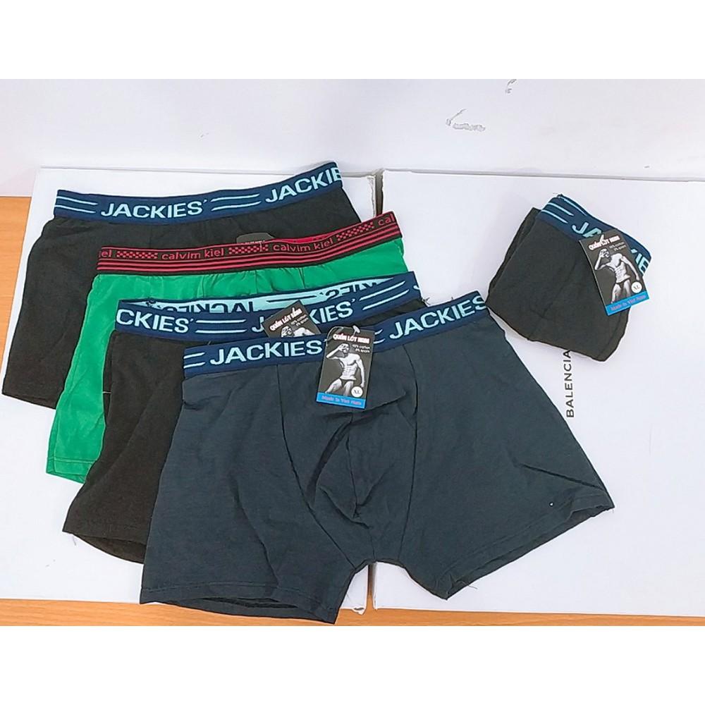 Combo 5 quần sịp đùi thường cạp ngẫu nhiên