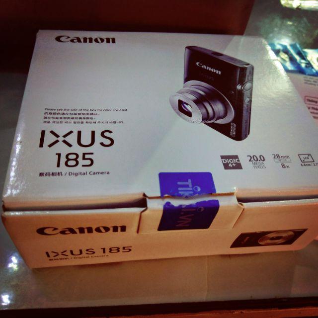 Canon ixus 185 chính hãng Lê Bảo Minh