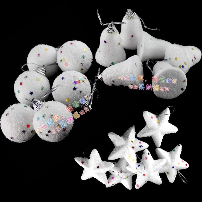 【บ้านลาย】Love novelty Christmas decoration Christmas ornaments Christmas tree pendant orn