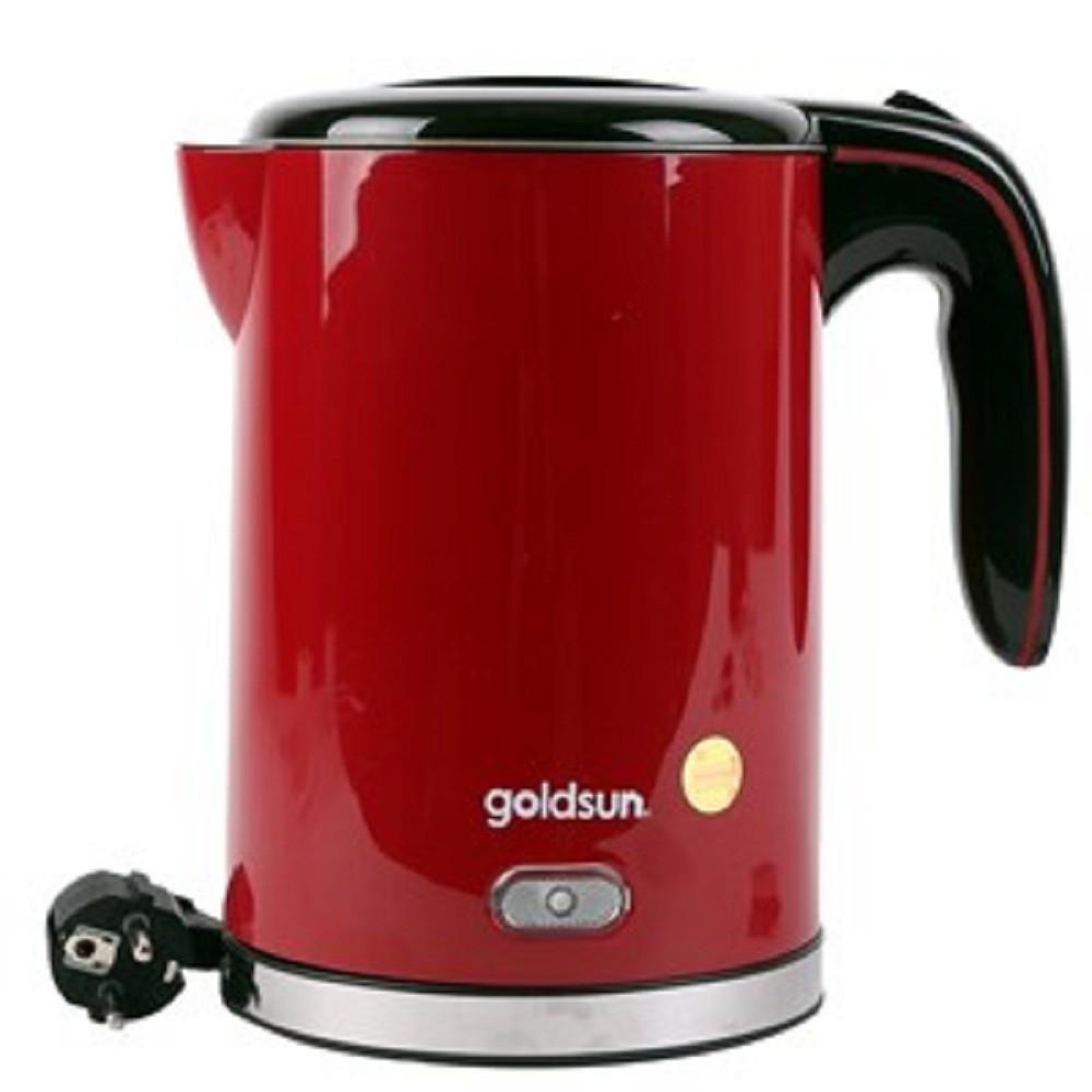 Ấm siêu tốc Goldsun 1,5 lít EK-GF15SP (đỏ)