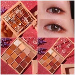 Bảng phấn mắt TUTU 16 màu tông đào xinh xắn thumbnail