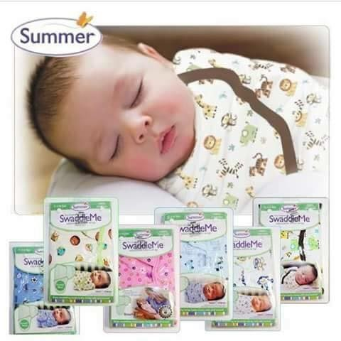 Kén ủ summer swaddle me m