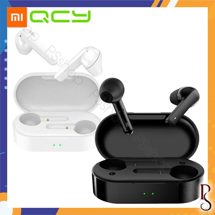 Tai nghe Bluetooth True Wireless QCY T3 - Cảm ứng, giảm ồn DSP, pin 12 tiếng