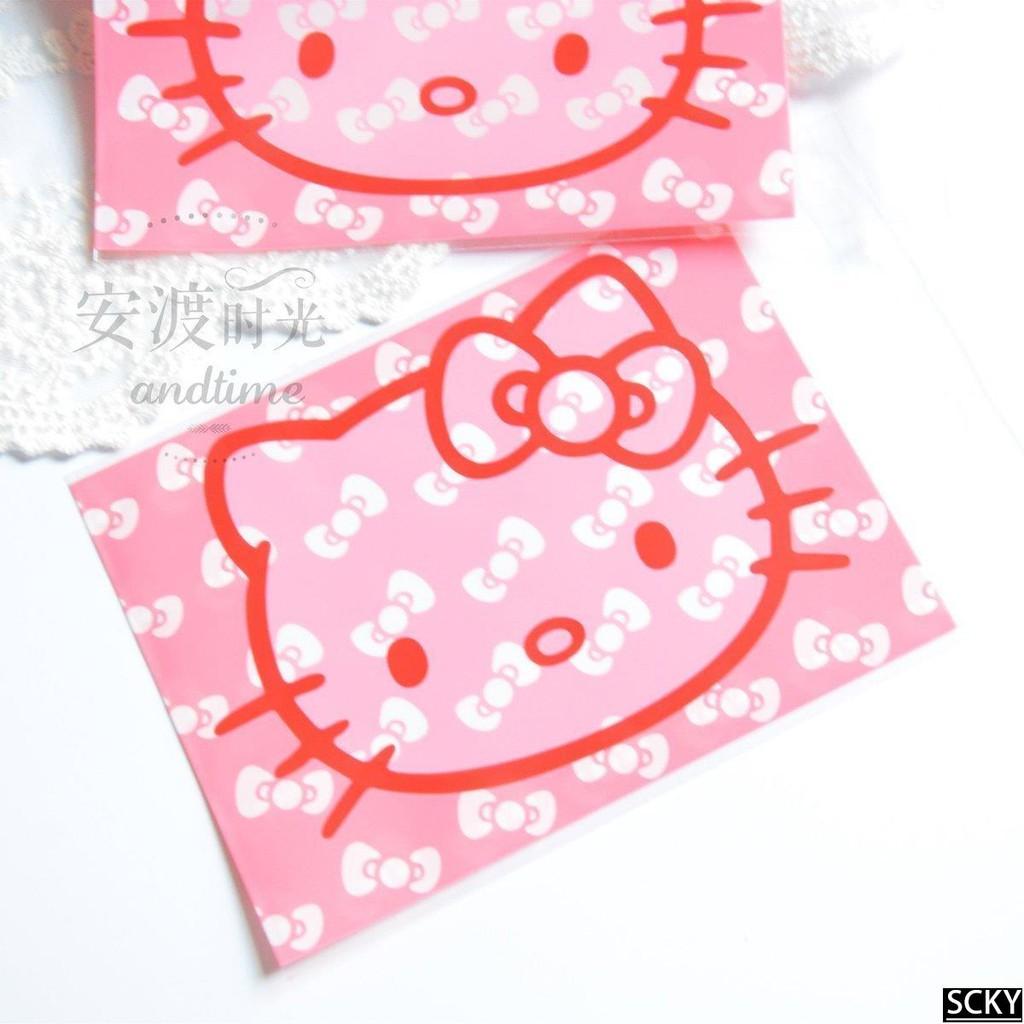 Túi đựng kẹo hình Hello Kitty xinh xắn