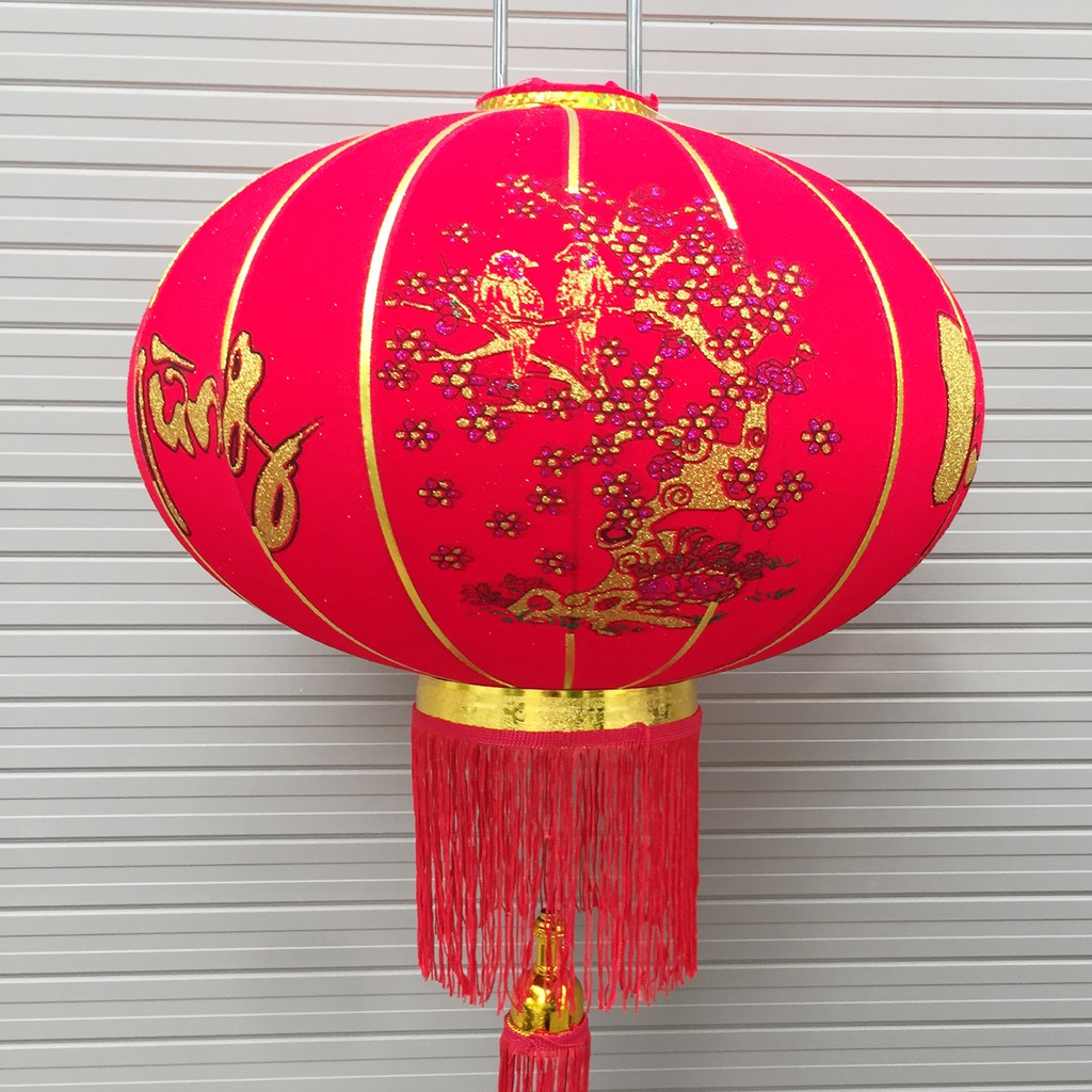 Đèn lồng đỏ hoa mai đào D= 40cm Chúc Mừng Năm Mới trang trí Tết - 3097256 , 804406705 , 322_804406705 , 89000 , Den-long-do-hoa-mai-dao-D-40cm-Chuc-Mung-Nam-Moi-trang-tri-Tet-322_804406705 , shopee.vn , Đèn lồng đỏ hoa mai đào D= 40cm Chúc Mừng Năm Mới trang trí Tết