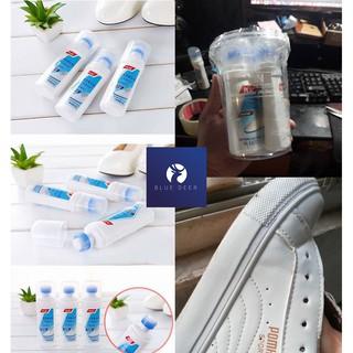 Yêu ThíchNước vệ sinh giày Plac HÀNG THẬT trắng sạch chỉ sau 2 lần chà chà