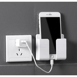 Kệ để điều khiển , điện thoại dán tường