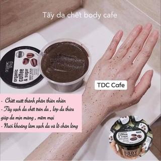 Hình ảnh Tẩy Tế Bào Chết Toàn Thân Organic Shop Organic Coffee & Sugar Body Scrub 250ml (Hương Cafe)-4