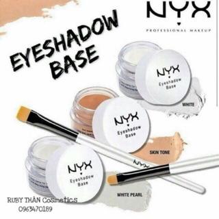Kem Lót Mắt NYX Eyeshadow Base (Giữ màu mắt lâu trôi, kiềm dầu) (Hộp 7g)