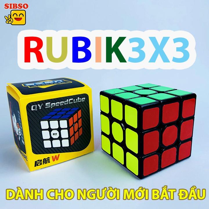 Rubik 3×3 QY SpeedCube – Rubik 55mm A1102 – SIBSO