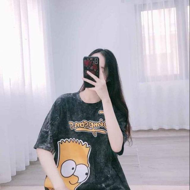Áo phông loang Myan