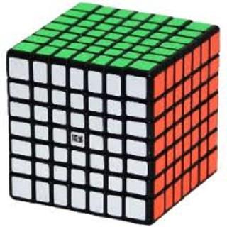 Rubik 7 7 Đẹp Xoay Trơn Không Kẹt Rít Độ Bền Cao Rubik Cube MaGic7 7