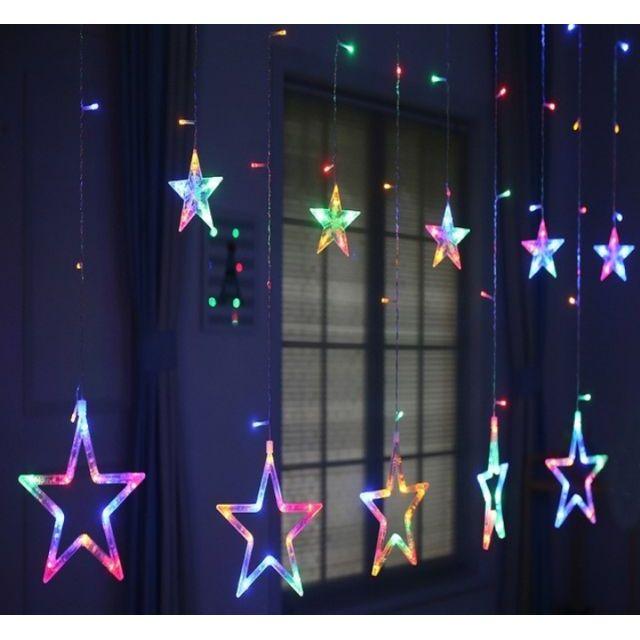 Đèn nháy thả mành hình ngôi sao(dài 5m nháy nhiều màu) - 3216637 , 792885842 , 322_792885842 , 180000 , Den-nhay-tha-manh-hinh-ngoi-saodai-5m-nhay-nhieu-mau-322_792885842 , shopee.vn , Đèn nháy thả mành hình ngôi sao(dài 5m nháy nhiều màu)