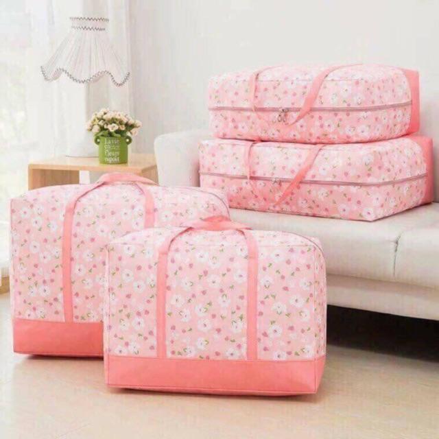 Set 3 túi đựng chăn màn quần áo - 2918194 , 1079175401 , 322_1079175401 , 110000 , Set-3-tui-dung-chan-man-quan-ao-322_1079175401 , shopee.vn , Set 3 túi đựng chăn màn quần áo