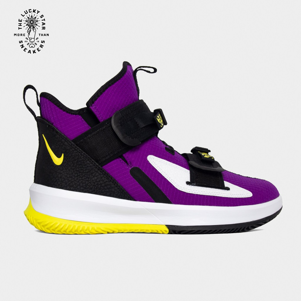 Giày LeBron Soldier 13 SFG 'Lakers'